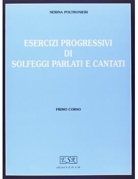 POLTRONIERI NERINA - ESERC.PROG.DI SOLF. PARL E CANT VOL 2