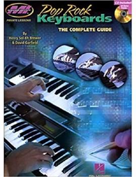 Pop Rock Keyboards Harry Brewer David Garfield