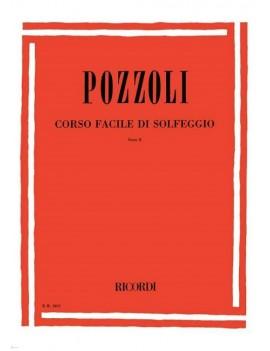 POZZOLI CORSO FACILE DI SOLFEGGIO PARTE II
