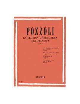 POZZOLI LA TECNICA GIORNALIERA DEL PIANISTA PARTE III