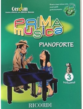 Primamusica: Pianoforte Vol.3