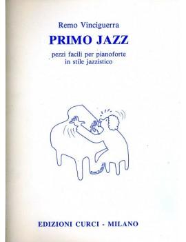 Primo Jazz, Pezzi Facili Per Pianoforte In Stile Jazzistico Di R. Vinciguerra