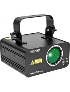 Proiettore Laser verde 40 mW DMX
