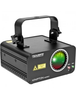 Proiettore Laser Verde 40mW, Rosso 100mW, giallo 140mW, mixed, DMX
