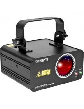 Proiettore Laser, rosso 100mW, blu 100mW, magenta 200mW, mixed, DMX