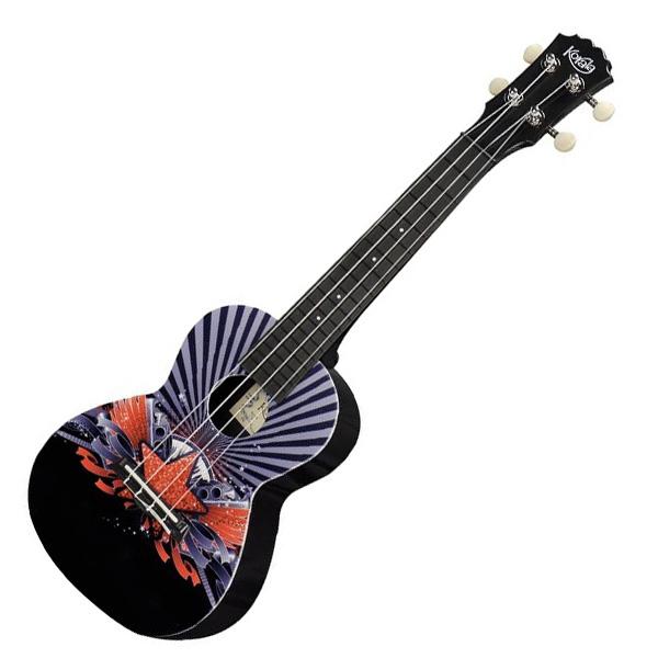 PUC-30-011 Korala ukulele concerto