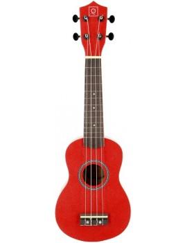 QUK 1RED ukulele soprano