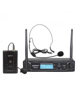 Radiomicrofono ad archetto vhf 197,15 mhz