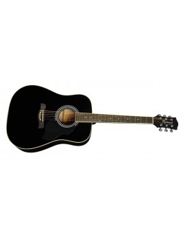 Richwood RD-12-BK Dreadnought - Nero