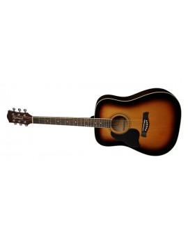 Richwood RD-12L-SB Dreadnought - Sunburst (versione mancina)