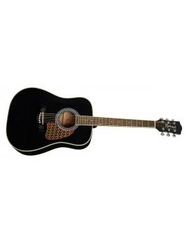 Richwood RD-16-BK chitarra acustica dreadnought Nera