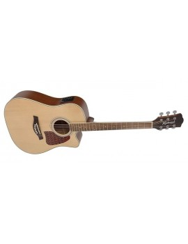 Richwood RD-16-CE chitarra acustica dreadnought (spalla mancante)