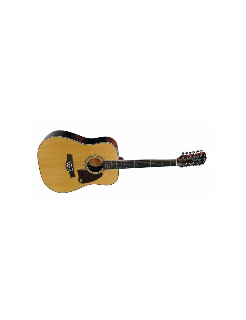Richwood RD-17-12 chitarra acustica dreadnought (versione 12 corde)