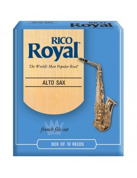 Rico Royal® Sax Alto - tensione 3,5 - (conf. da 10)
