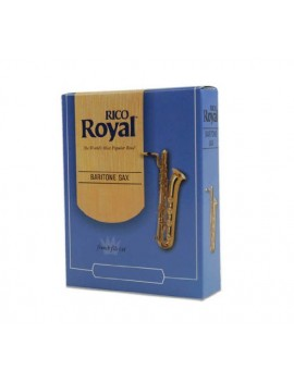 Rico Royal® Sax baritono - tensione 5 - (conf. da 10)