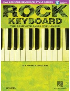 Rock Keyboard Scott Miller