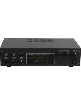 Amplificatore 60W con Tuner e Lettore MP3