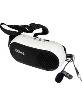 Amplificatore da cintura 25w KARMA BM 537