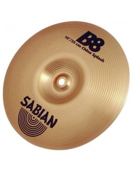 SABIAN PIATTO B8 41016 CHINA SPLASH 10