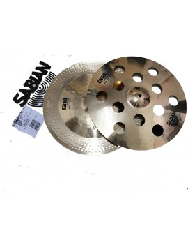SABIAN SET DI PIATTI COMBO 2 THE AGITATOR 35002BS