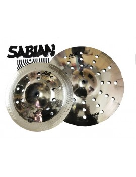 SABIAN SET DI PIATTI COMBO 3 THE MINI MONSTER 25001SXB