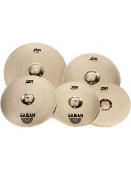 SABIAN XSR SERIES PIATTI PER DRUM SET 14, 16, 18 E 20