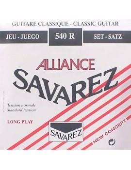 Savarez Alliance Classic muta di corde per chitarra 540R