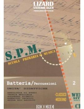 Scuola primaria di musica:Batteria/Percussioni volume 2