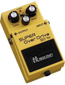 SD-1W - super overdrive (Waza craft)