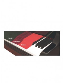 SERIE PV-15 COPRITASTIERA PER PIANOFORTE COLORE NERO