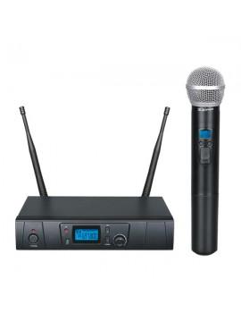 SET RADIOMICROFONO A GELATO UHF 16CH TXZZ600