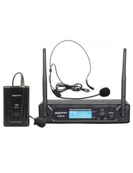 Set Radiommicrofono ad archetto vhf175,50 mhz