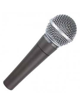 SHURE MIC. SM58 LCE MICROFONO DINAMICO CARDIOIDE PER VOCE