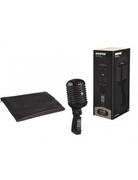 SHURE SUPER 55 BLACK Pitch Black Edition