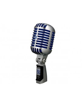SHURE SUPER 55 MICROFONO SUPERCARDIOIDE VINTAGE PER VOCE