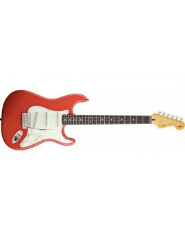 Simon Neil Stratocaster®, Rosewood Fingerboard, Fiesta Red