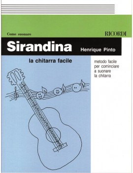 Sirandina La Chitarra Facile Di H. Pinto