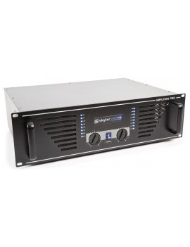 SKY-1500B PA Amplifier, 2x 750 Watt Black