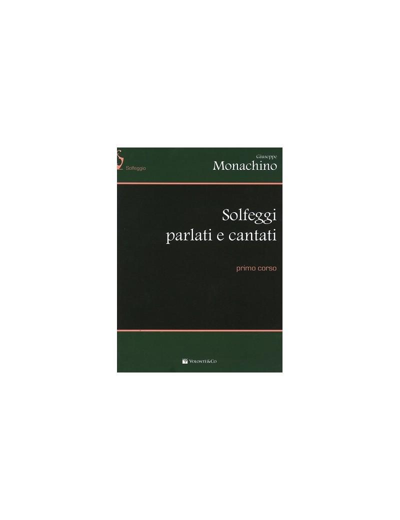 Solfeggi parlati e cantati  Vol. 1 - Giuseppe Monachino