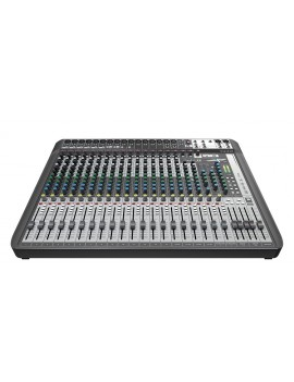 SOUNDCRAFT SIGNATURE 22MTK MULTI-TRACK MIXER 22 INGRESSI