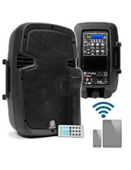 SPJ-PA910 Mobile Amp ABS 10 BT VHF