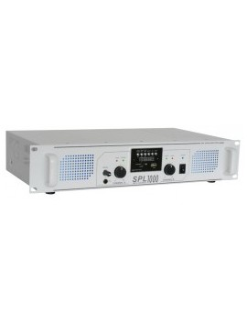 SPL 1000MP3 Amplifier blue LED