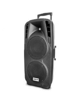 SPX-PA9210 Portable Sound System ABS 2x 10 2VHF/BT