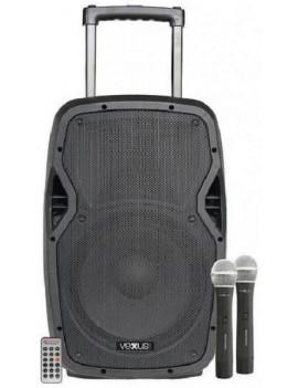 AP1500PA Diffusore portatile attivo ABS 15 2 VHF/BT