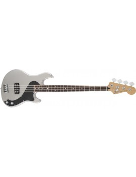 Standard Dimension™ Bass IV, Rosewood Fingerboard, Ghost Silver