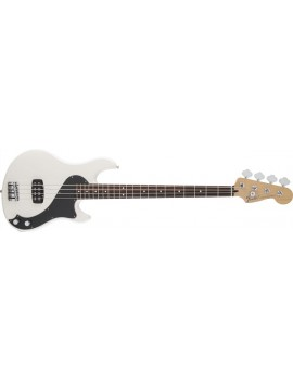 Standard Dimension™ Bass IV, Rosewood Fingerboard, Olympic White
