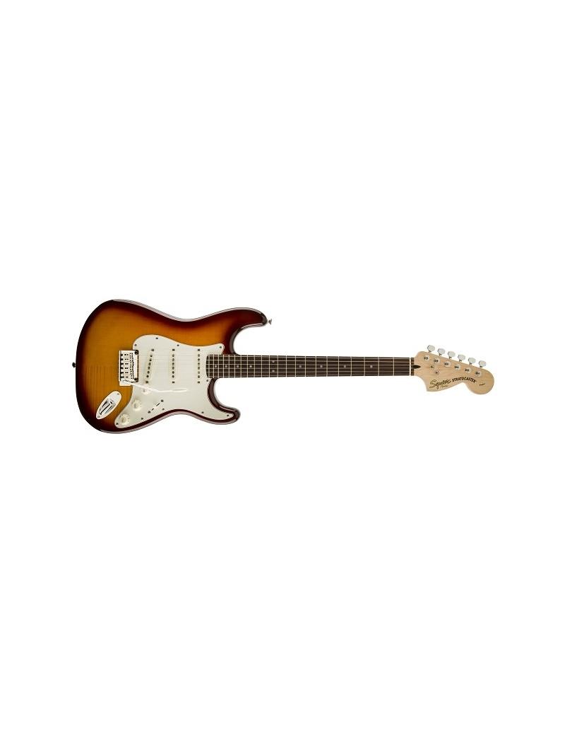 Standard Stratocaster® Flame Maple Top, Rosewood Fingerboard,Amber Transparent