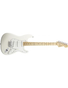 Standard Stratocaster® Maple Fingerboard, Arctic White
