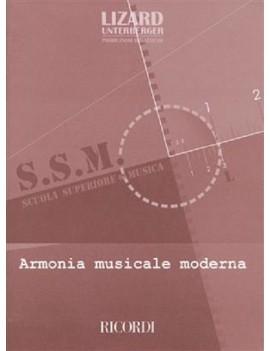 Armonia Musicale Moderna Di V. Brachi