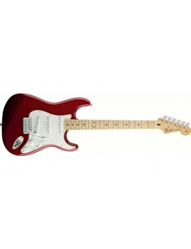 Standard Stratocaster® Maple Fingerboard, Candy Apple Red